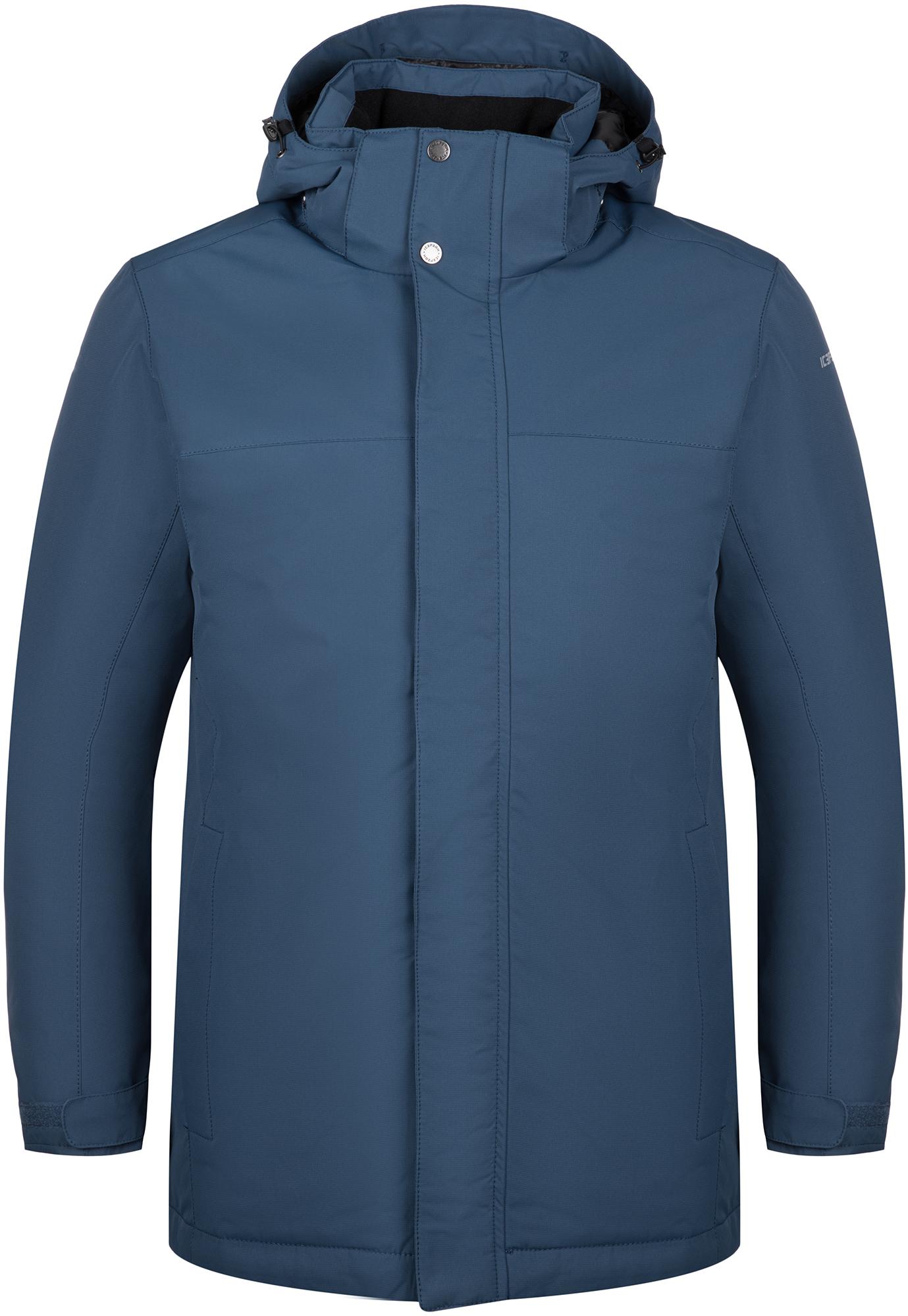 IcePeak Куртка утепленная мужская IcePeak Vanleer, размер 52 цена 2017