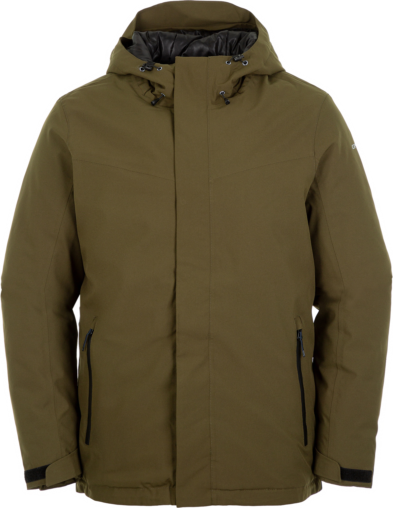 цена IcePeak Куртка утепленная мужская IcePeak Pinesdale, размер 56 онлайн в 2017 году