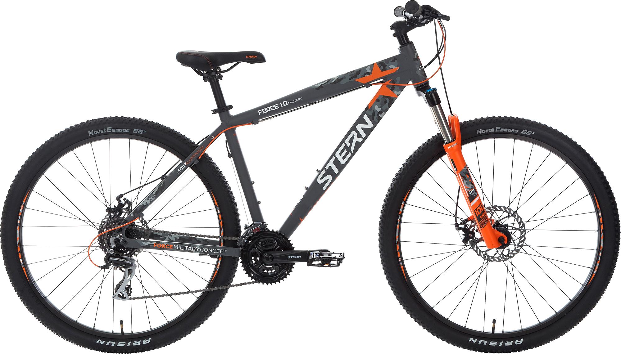 Stern Велосипед горный Stern Force 1.0 alt 29 цена
