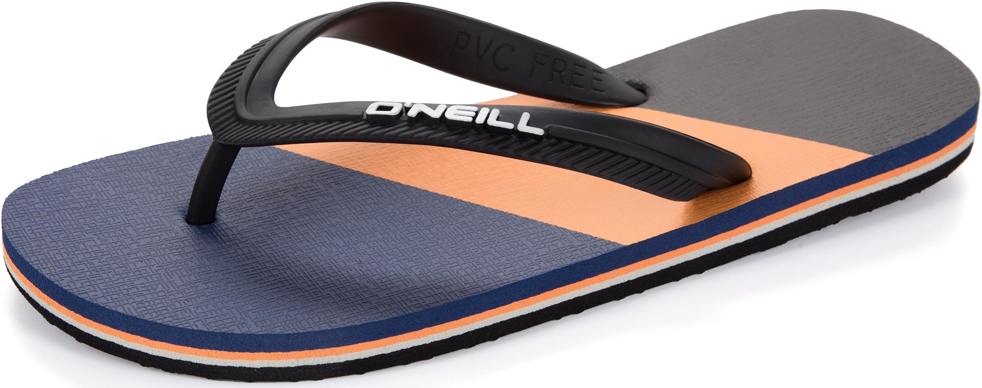 O'Neill Шлепанцы для мальчиков O'Neill FB, размер 33 цена и фото