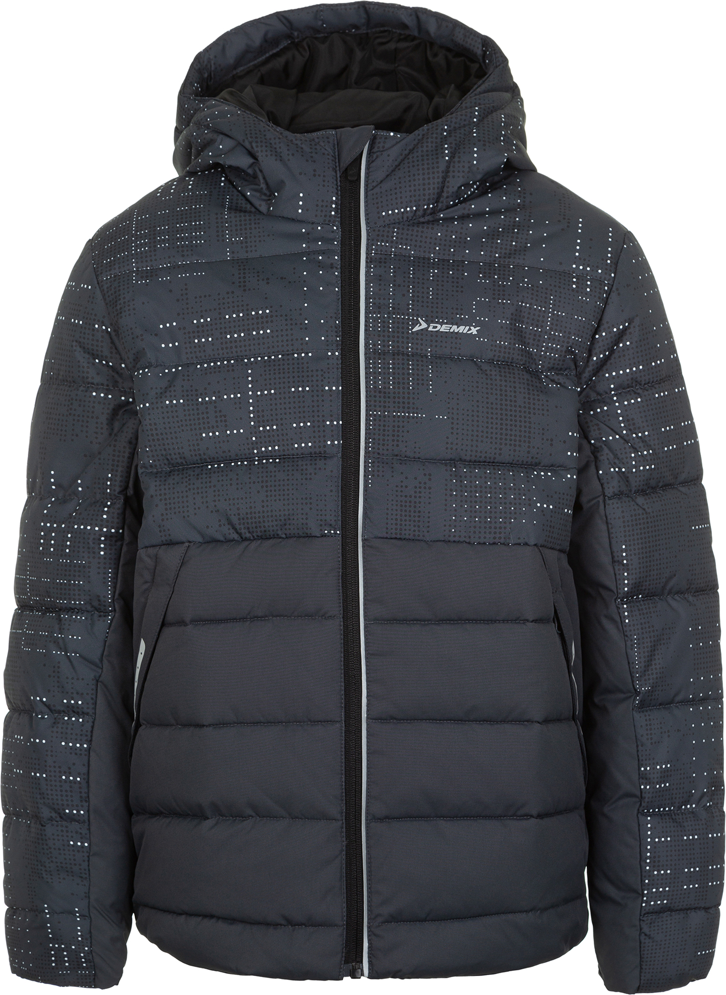 Demix Куртка утепленная для мальчиков Demix, размер 170