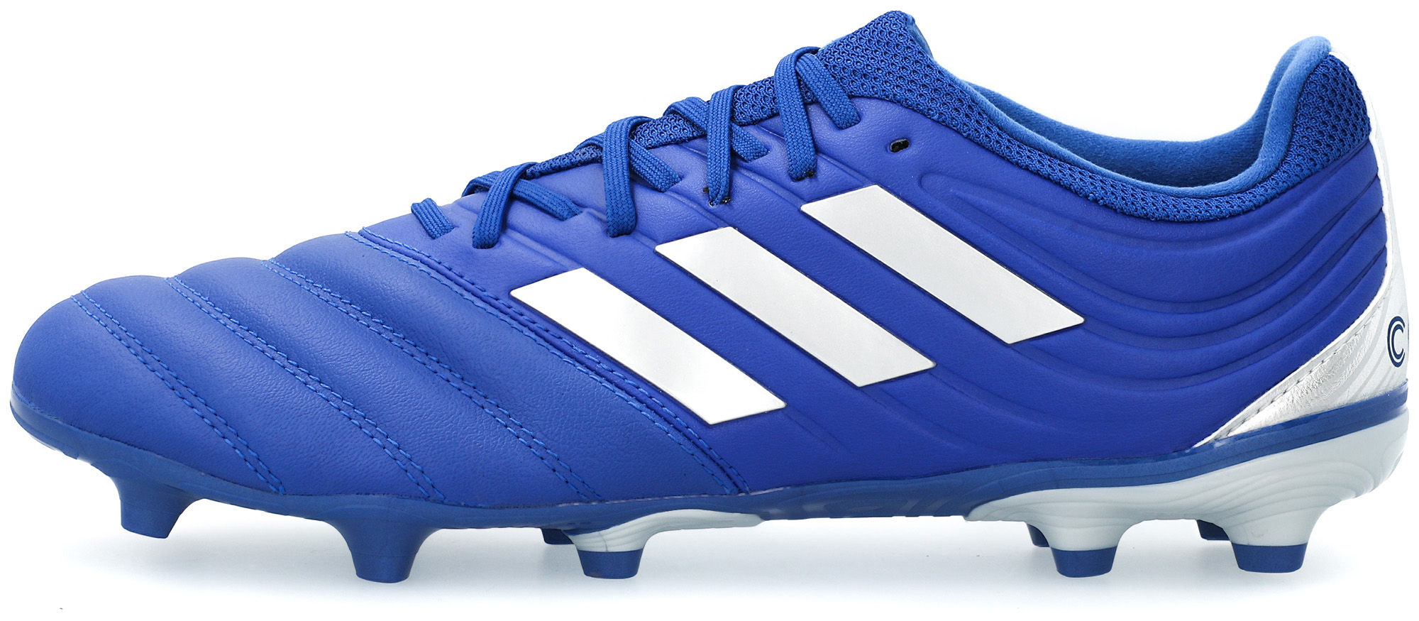 Бутсы мужские adidas Copa 20.3 Fg, размер 41 adidas бутсы для мальчиков adidas copa 20 3 fg j размер 37