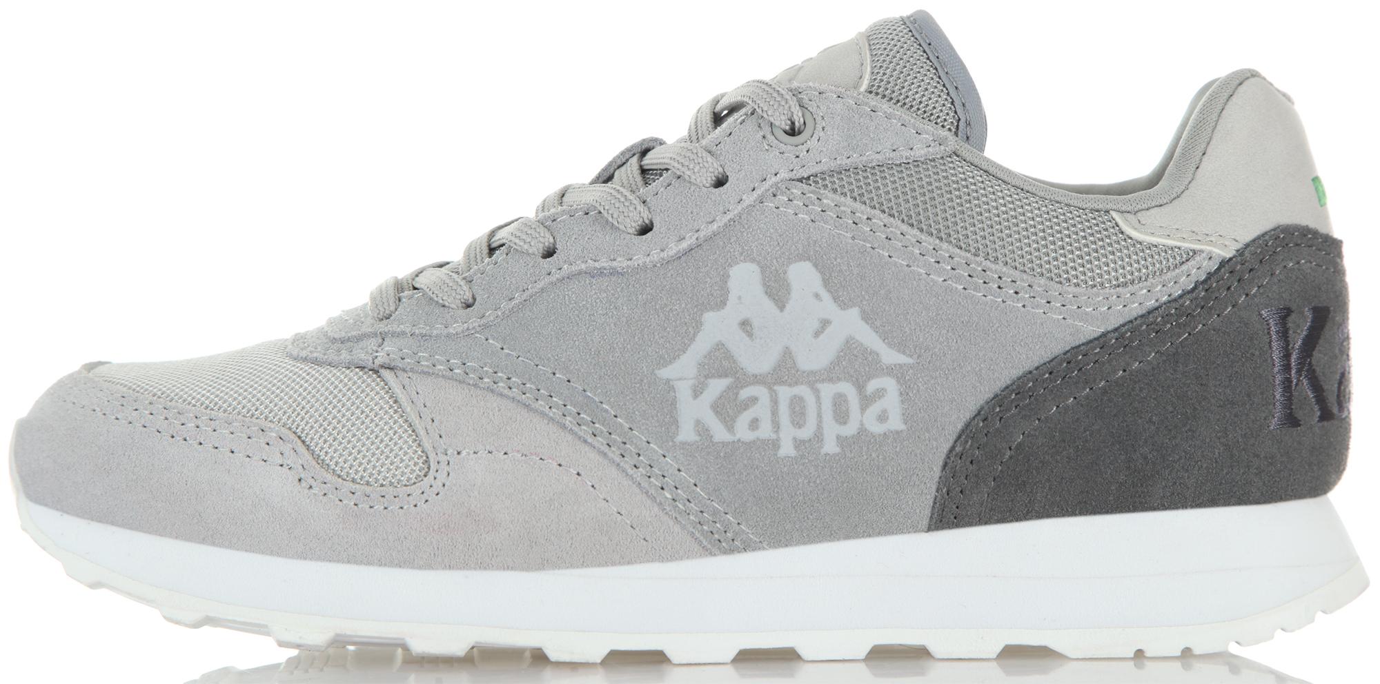 Kappa Кроссовки женские Kappa Authentic Run, размер 39 kappa кроссовки женские kappa linea