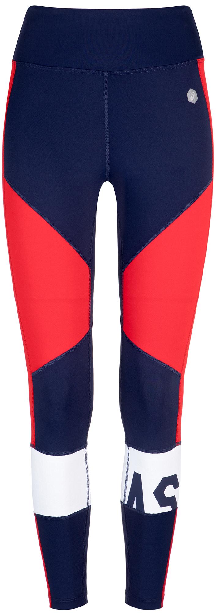 Фото - ASICS Легинсы женские ASICS Color Block, размер 40-42 wide leg pants with color block