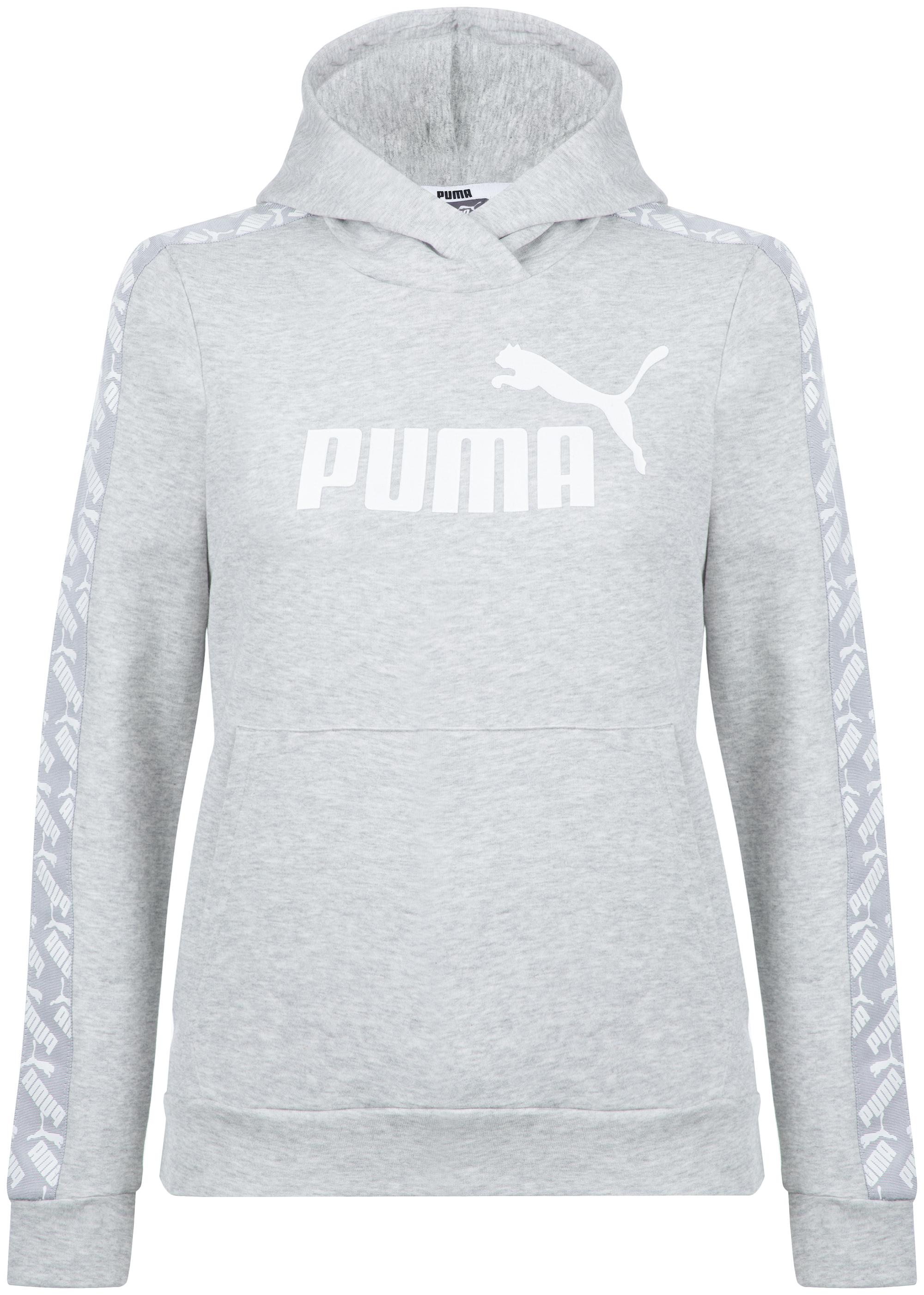 цены Puma Худи женская Puma Amplified Hoody TR, размер 46-48