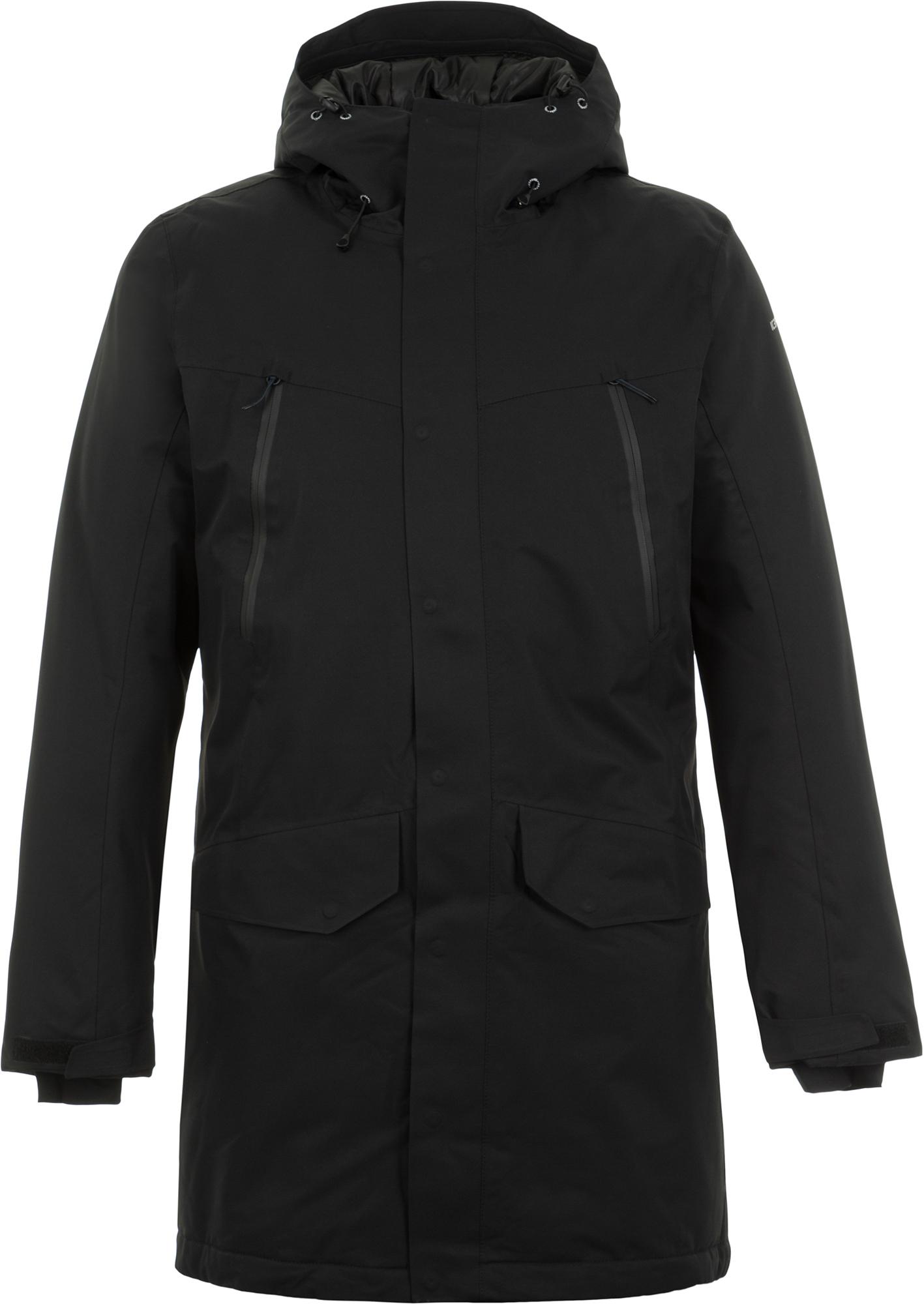цена IcePeak Куртка утепленная мужская IcePeak Pinecrest, размер 56 онлайн в 2017 году