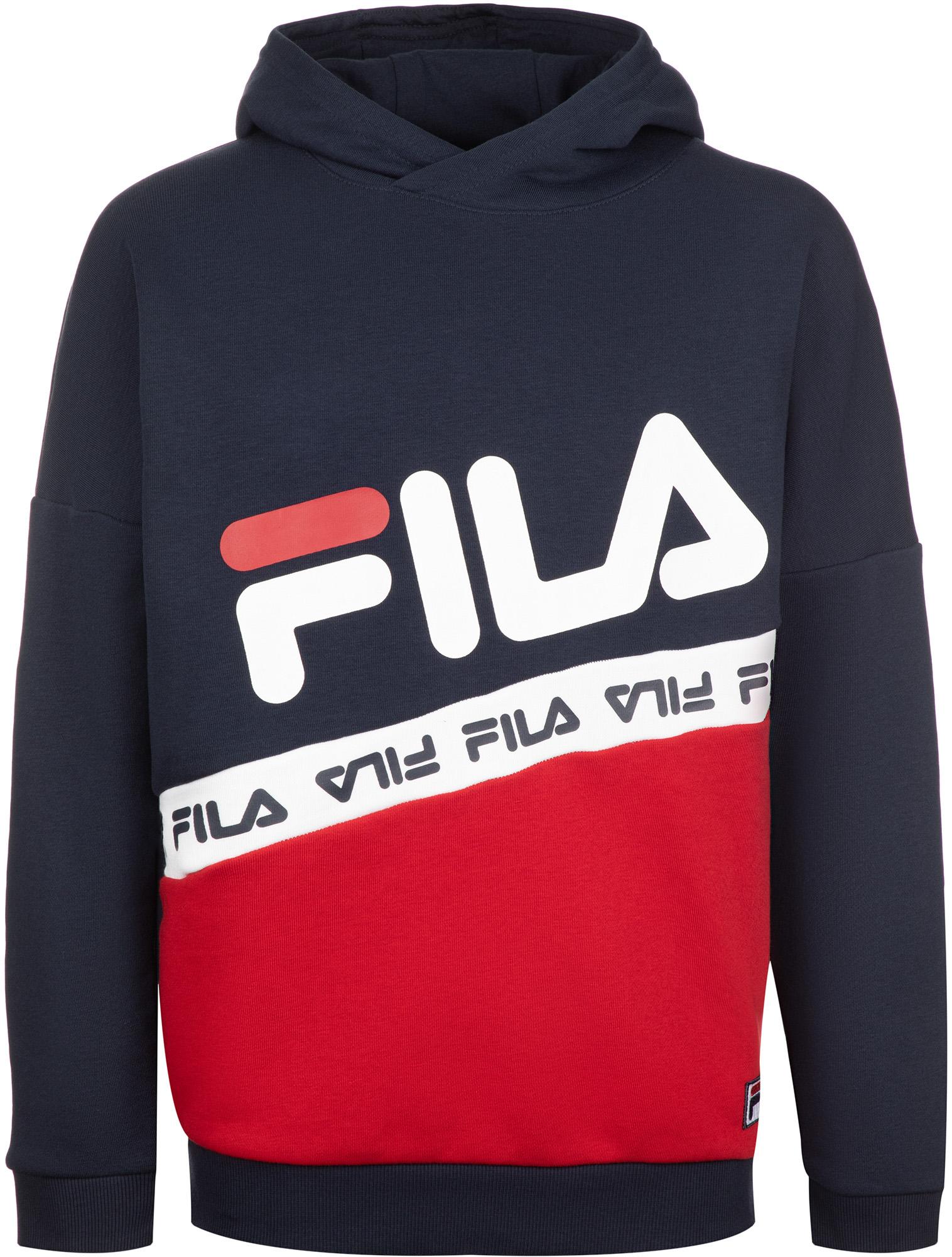 fila худи для девочек fila размер 164 Fila Худи для мальчиков Fila, размер 176