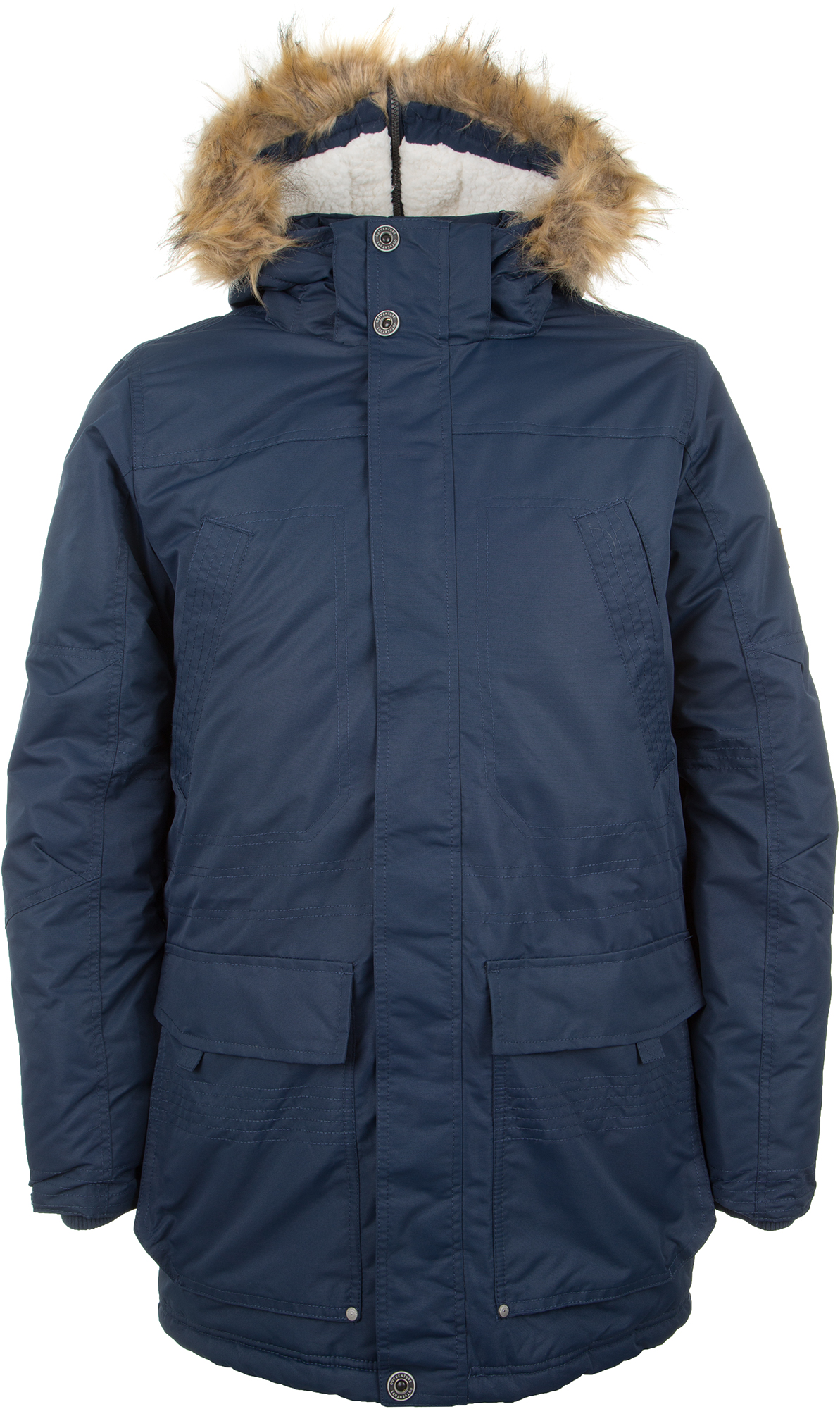 купить Outventure Куртка утепленная мужская Outventure, размер 46 по цене 3999 рублей
