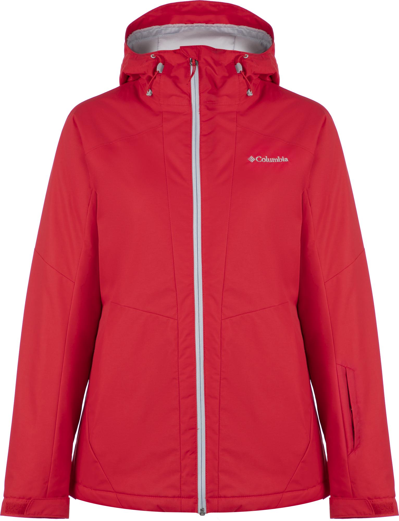 Columbia Куртка утепленная женская Columbia Rivanna Ridge II, размер 46 цена и фото
