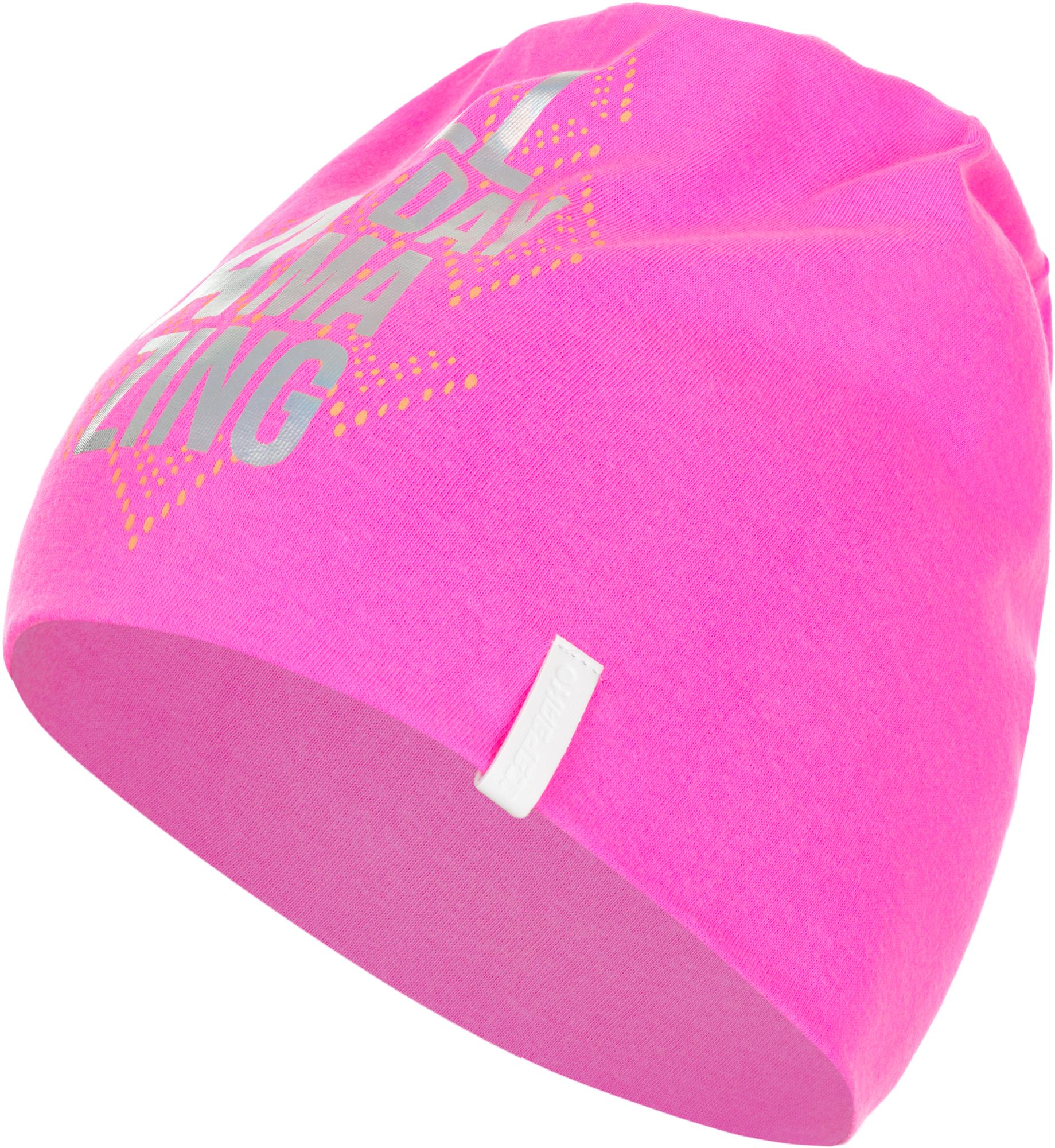IcePeak Шапка для девочек IcePeak Hapsu, размер Без размера icepeak шапка мужская icepeak iolo размер без размера