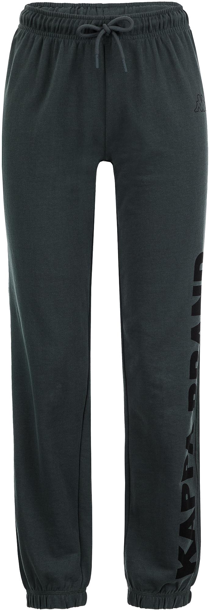 Kappa Брюки женские Kappa, размер 50 брюки женские sela цвет ночное небо p 115 878 8330 размер 44