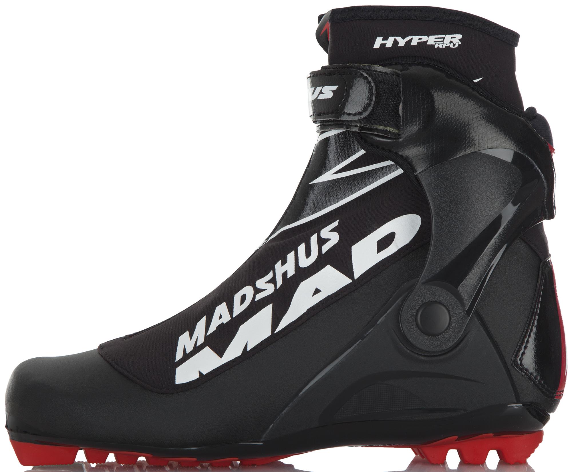 Madshus Ботинки для беговых лыж Madshus Hyper RPU ботинки для горных лыж в украине