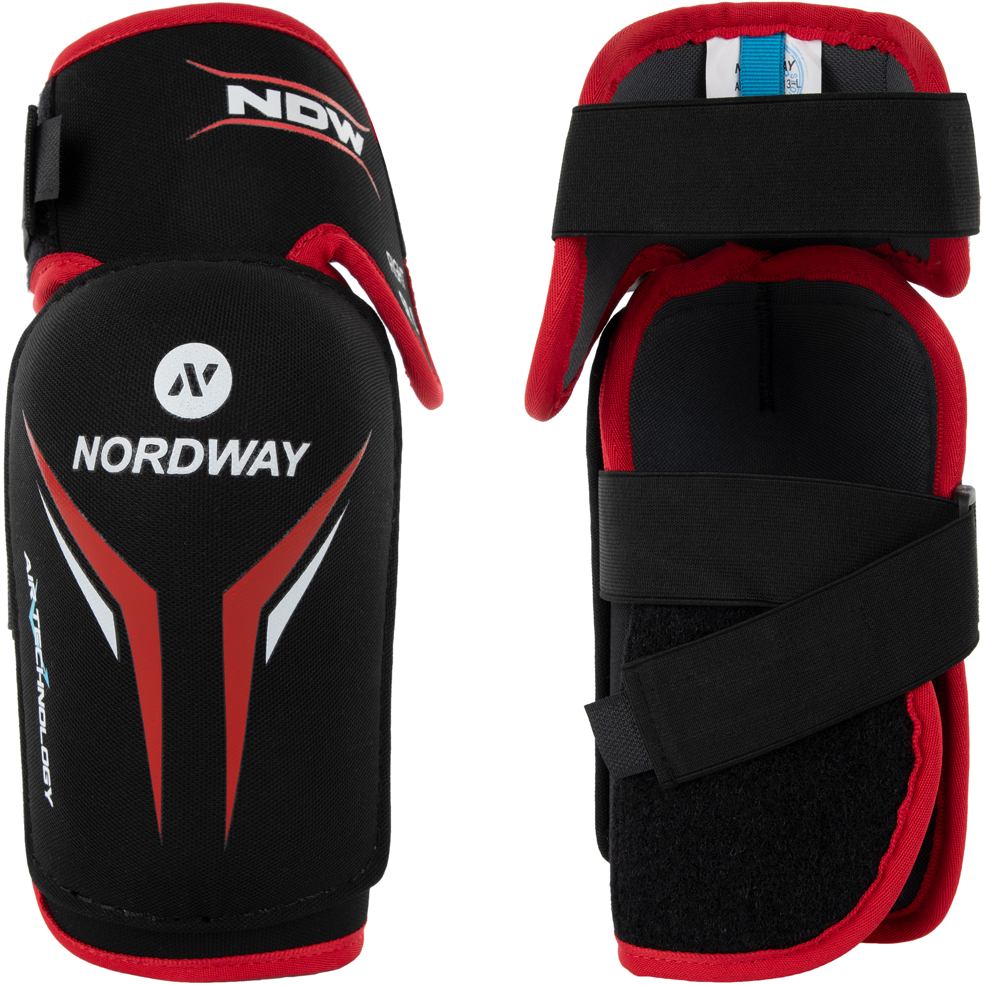 Nordway Налокотники хоккейные Nordway 3.0 SR nordway щитки хоккейные детские nordway
