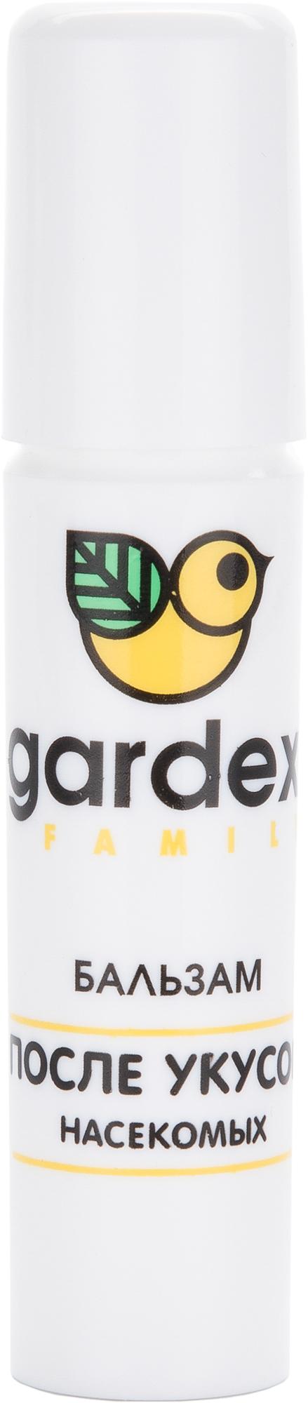 Gardex Роликовый бальзам после укусов Gardex Family недорого