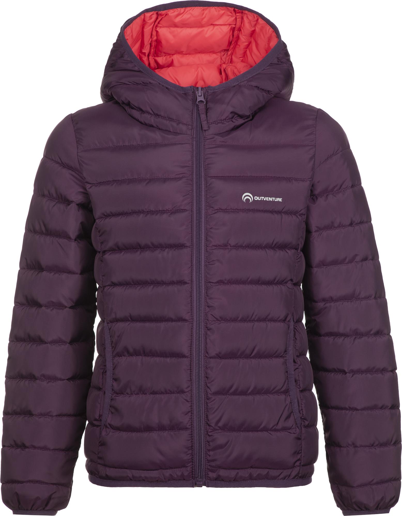 Фото - Outventure Куртка утепленная для девочек Outventure, размер 116 outventure куртка утепленная для девочек outventure размер 134