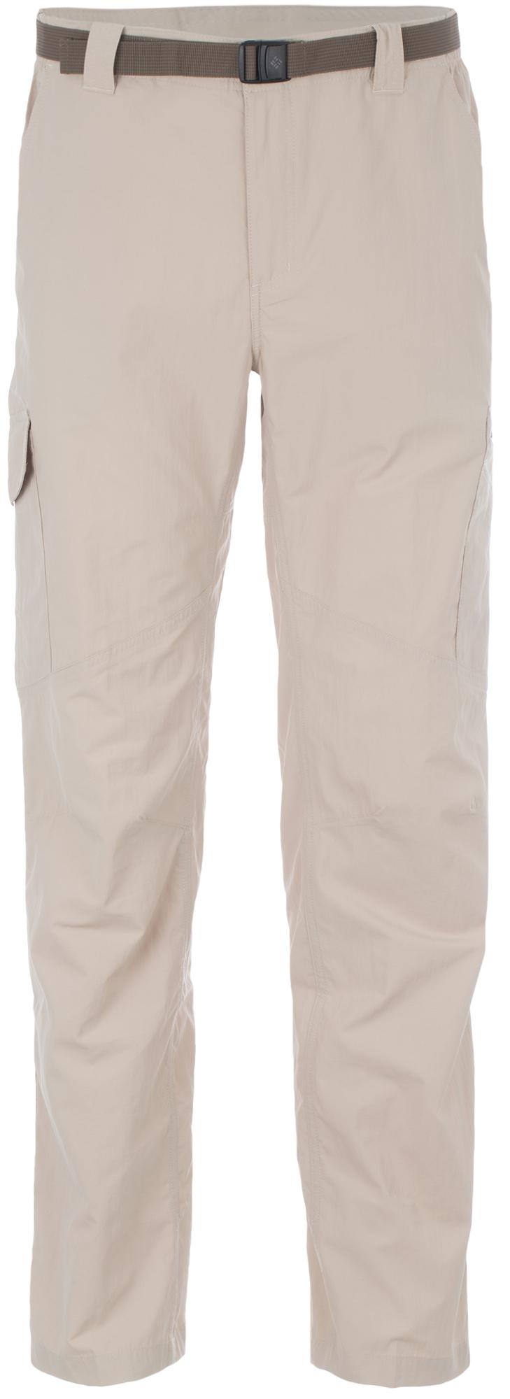Columbia Брюки мужские Columbia Silver Ridge, размер 56-34 брюки спортивные мужские columbia bridge to bluff цвет серо синий 1578203 028 размер 38 54