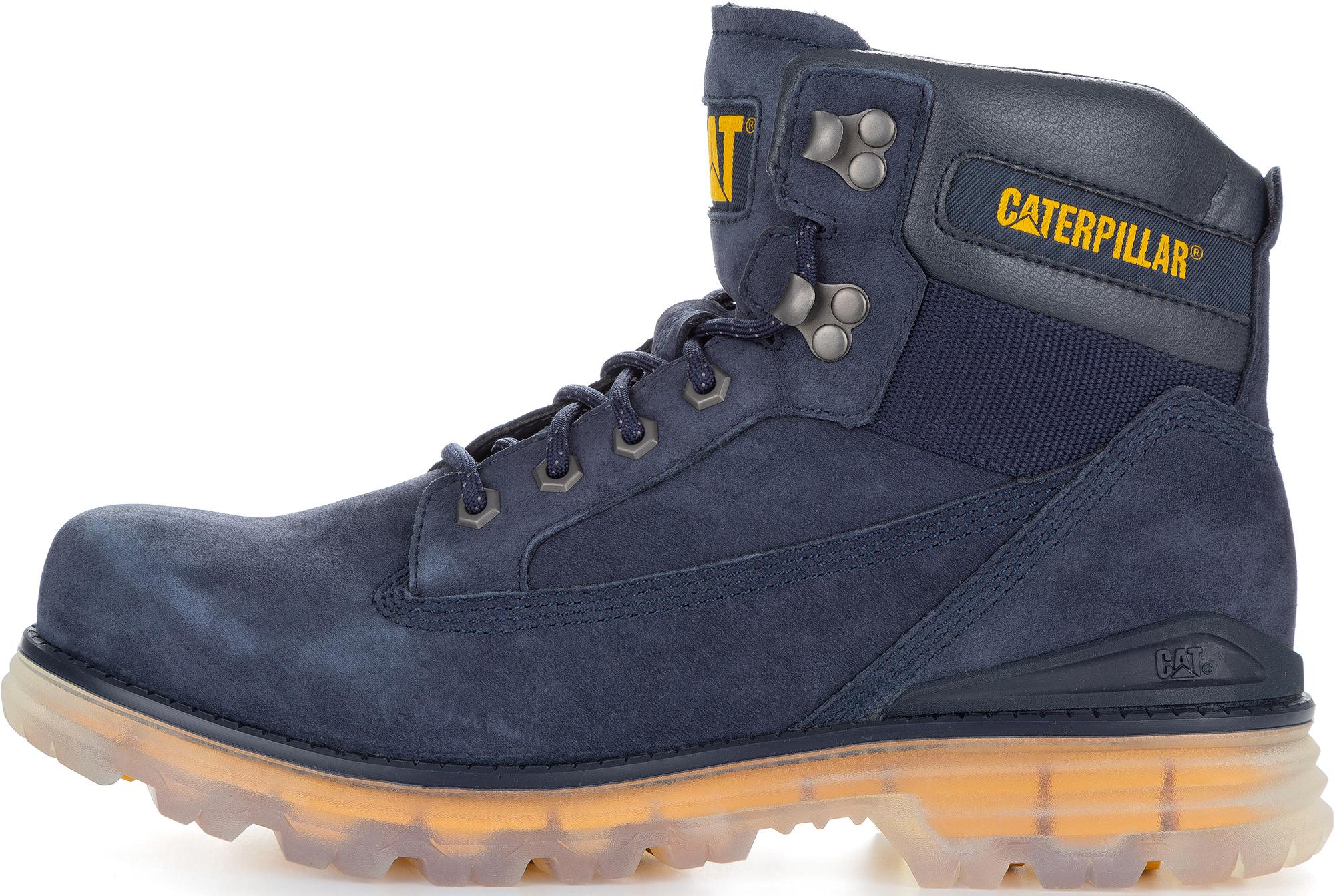 где купить Caterpillar Ботинки мужские Caterpillar Baseplate, размер 45 по лучшей цене