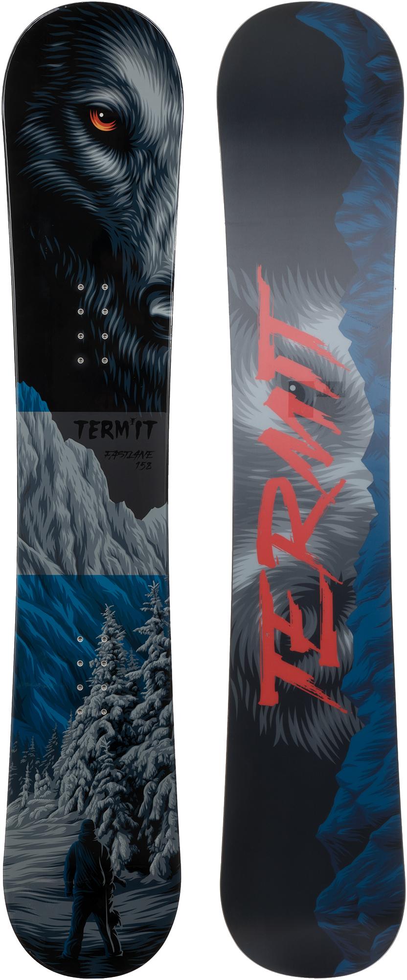 купить Termit Fastlane Snowboard дешево