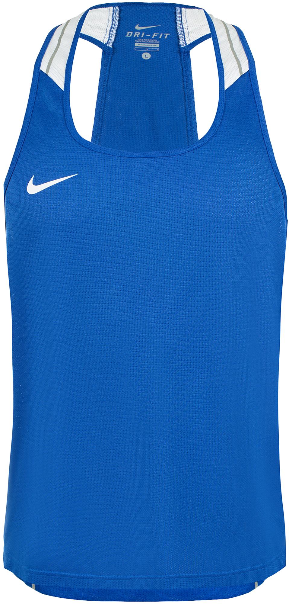 Nike Майка для бокса Nike, размер 52-54 майка спортивная nike nike ni464ewbbkn2