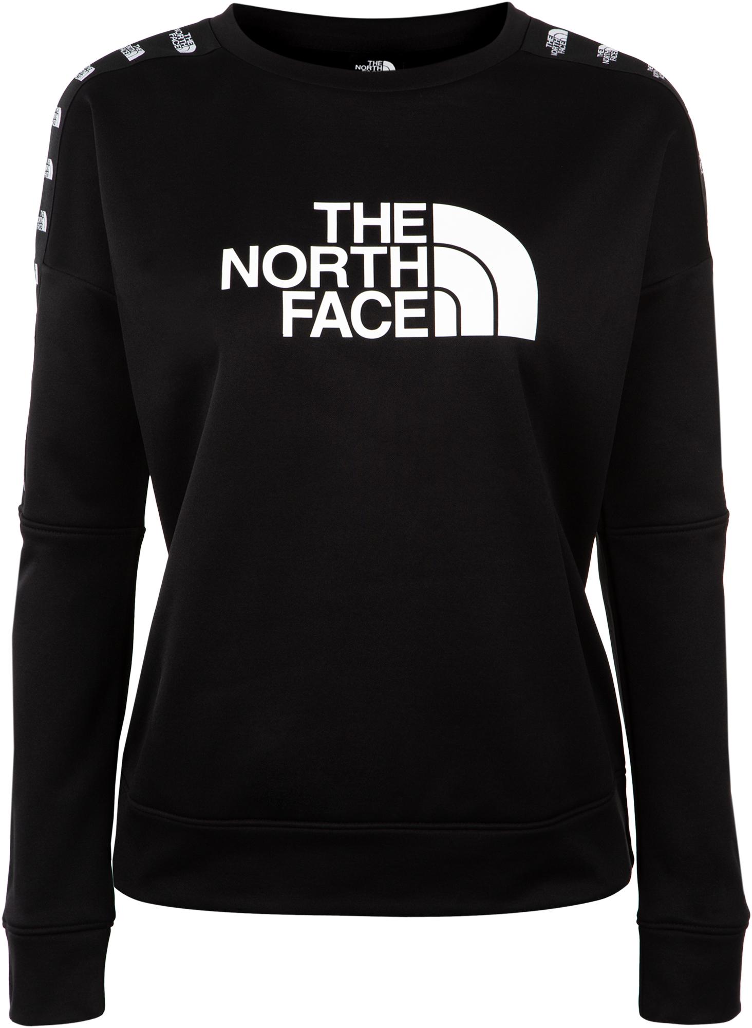 The North Face Свитшот женский TNL Crew, размер 48