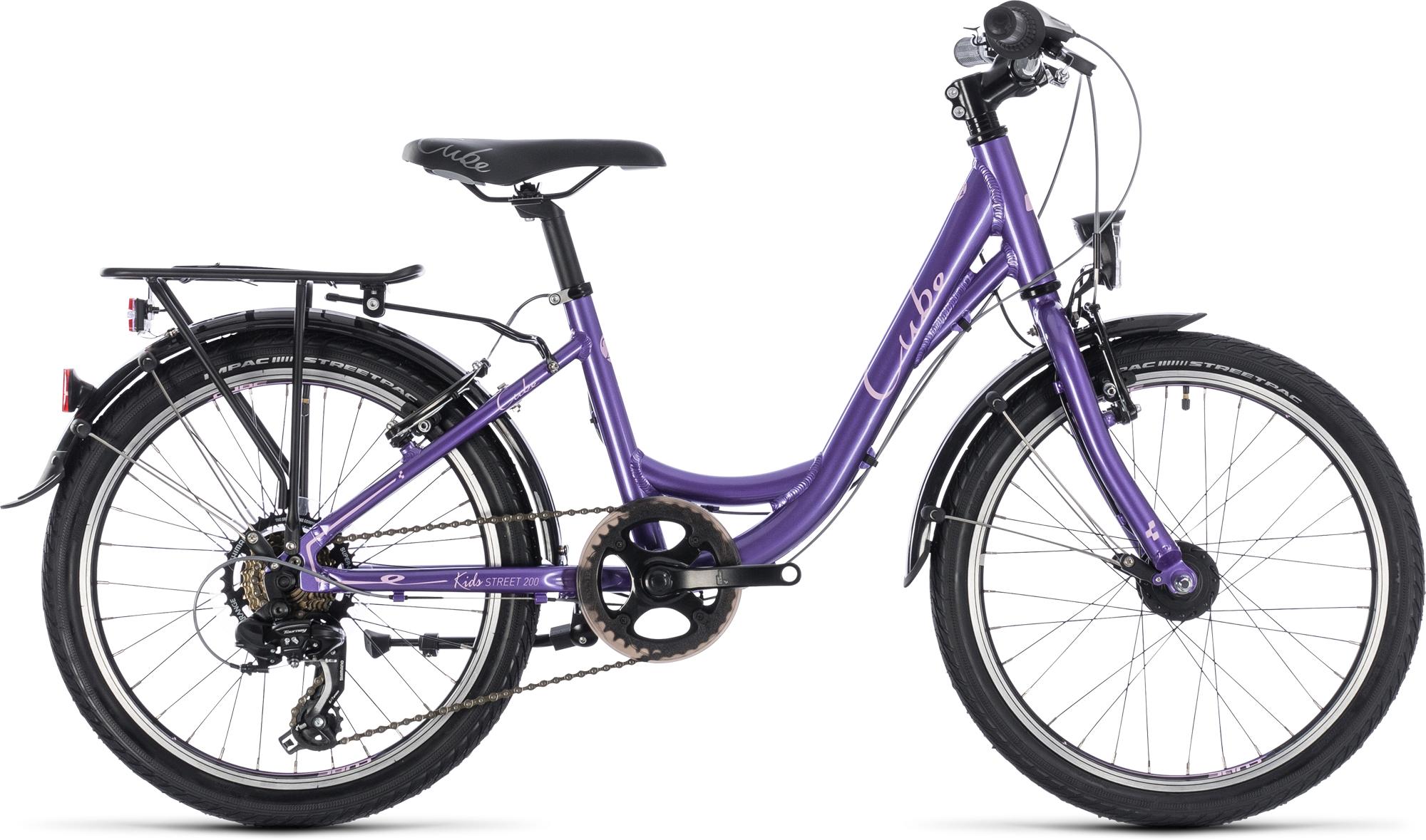цена на CUBE Велосипед детский CUBE ELLA 200