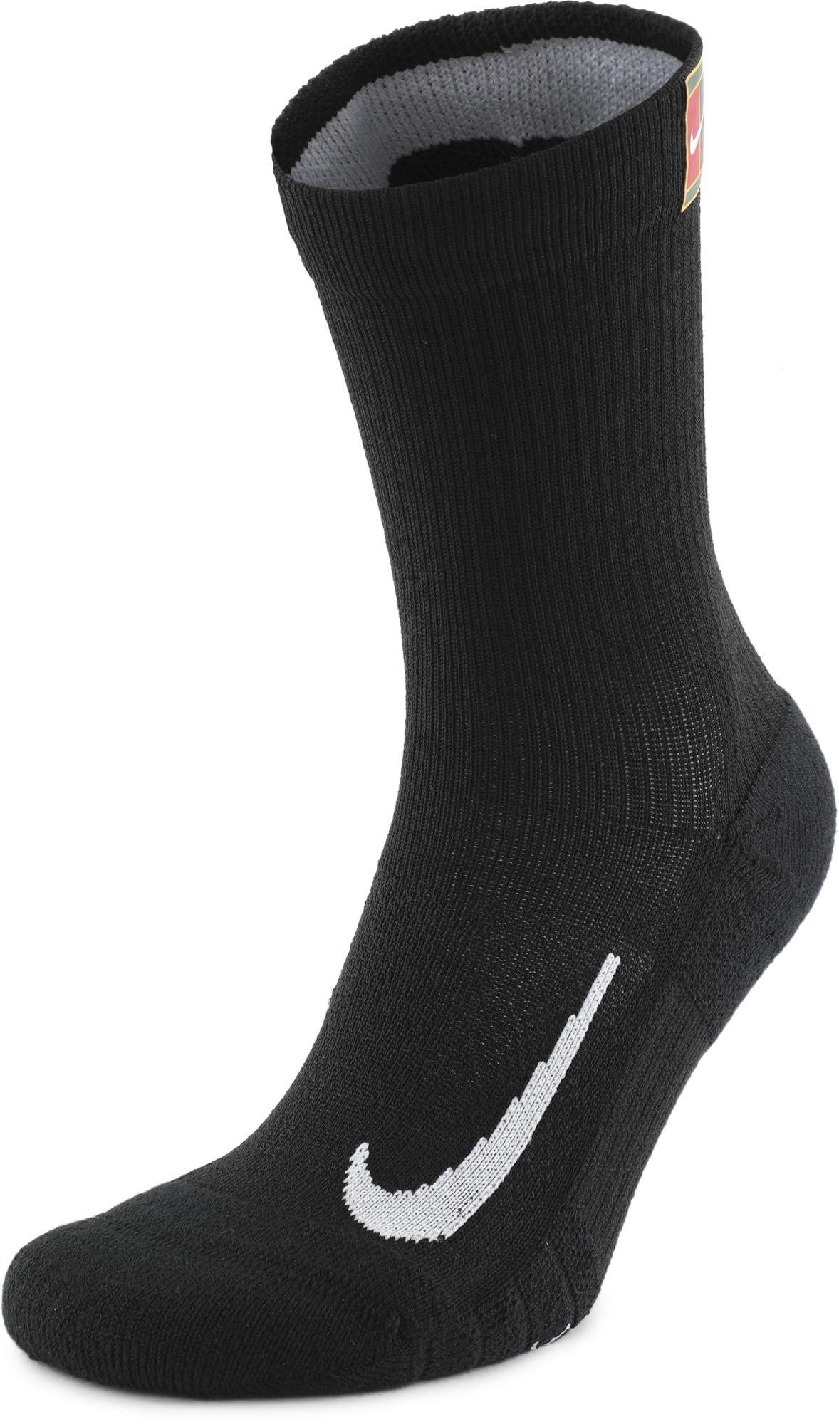 Носки Nike Court Multiplier Cushioned, 2 пары, размер 37-41 недорого