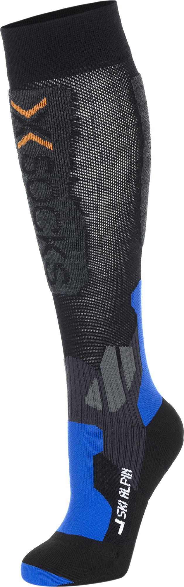 X-Socks Гольфы Ski Alpin, 1 пара, размер 45-47