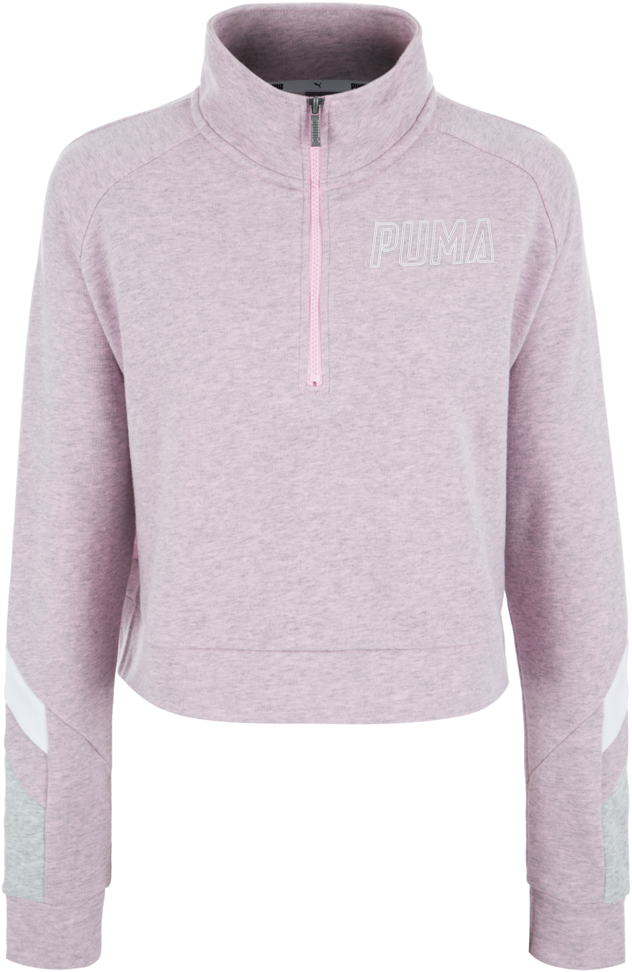 все цены на Puma Джемпер женский Puma Athletics, размер 46-48 онлайн