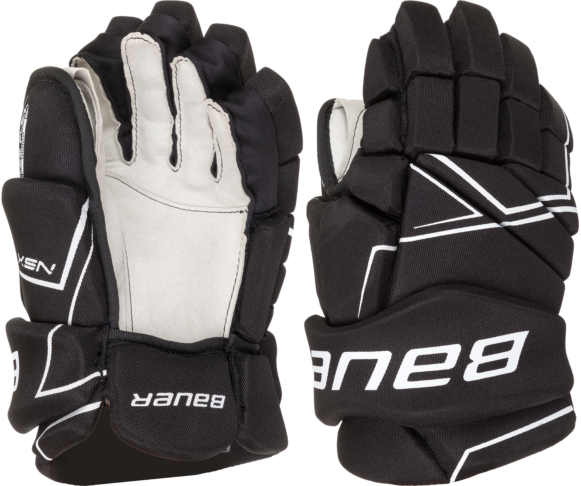 цена Bauer Перчатки хоккейные Bauer NSX SR, размер 14