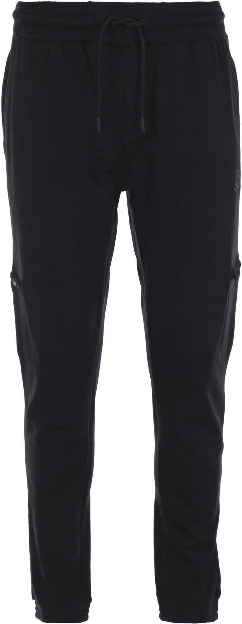 Kappa Брюки мужские Kappa, размер 54 брюки мужские sela цвет темно серый меланж pk 2415 012 8310 размер xxl 54