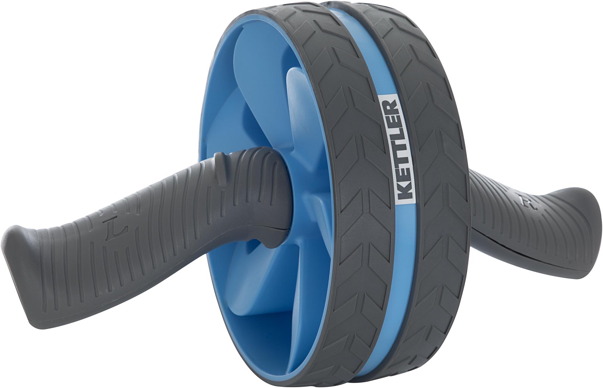 Kettler Ролик для пресса AB Wheel Double ролик тренажер для брюшного пресса eras sporting es 0104