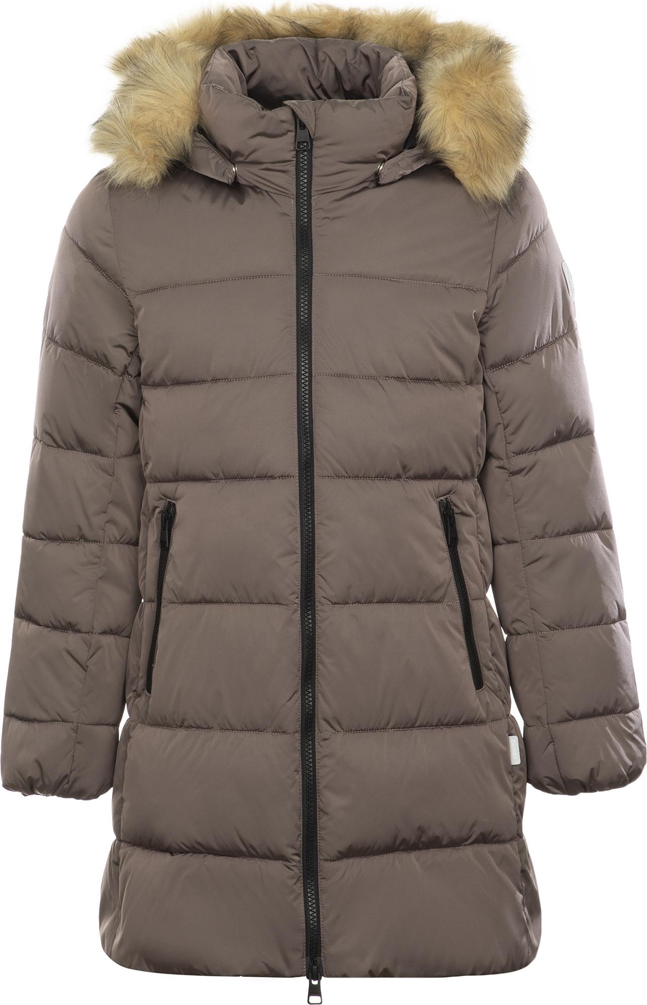 Фото - Reima Куртка утепленная для девочек Reima Lunta, размер 158 reima шапка вязаная для девочек reima размер 56