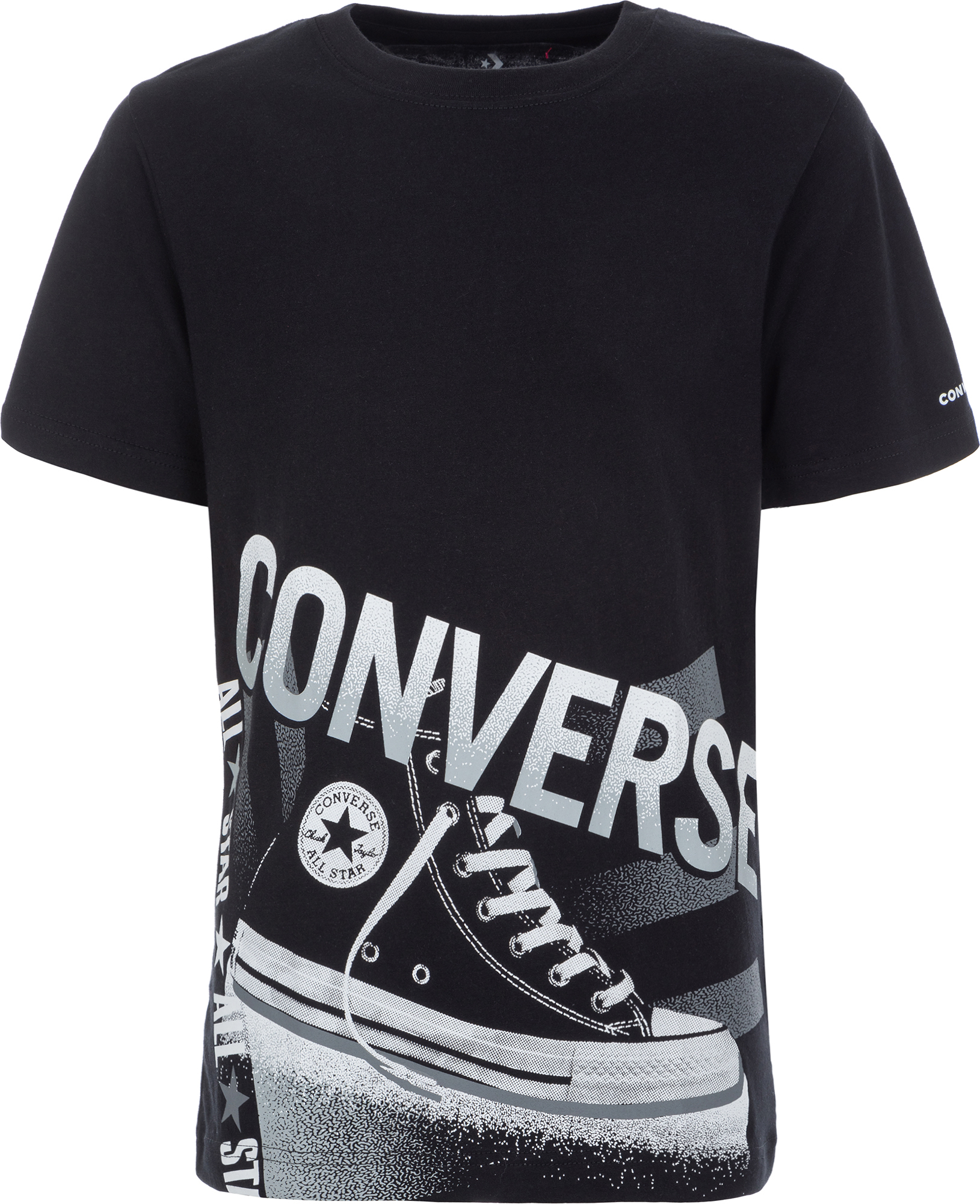 Converse Футболка для мальчиков Converse Chuck, размер 164