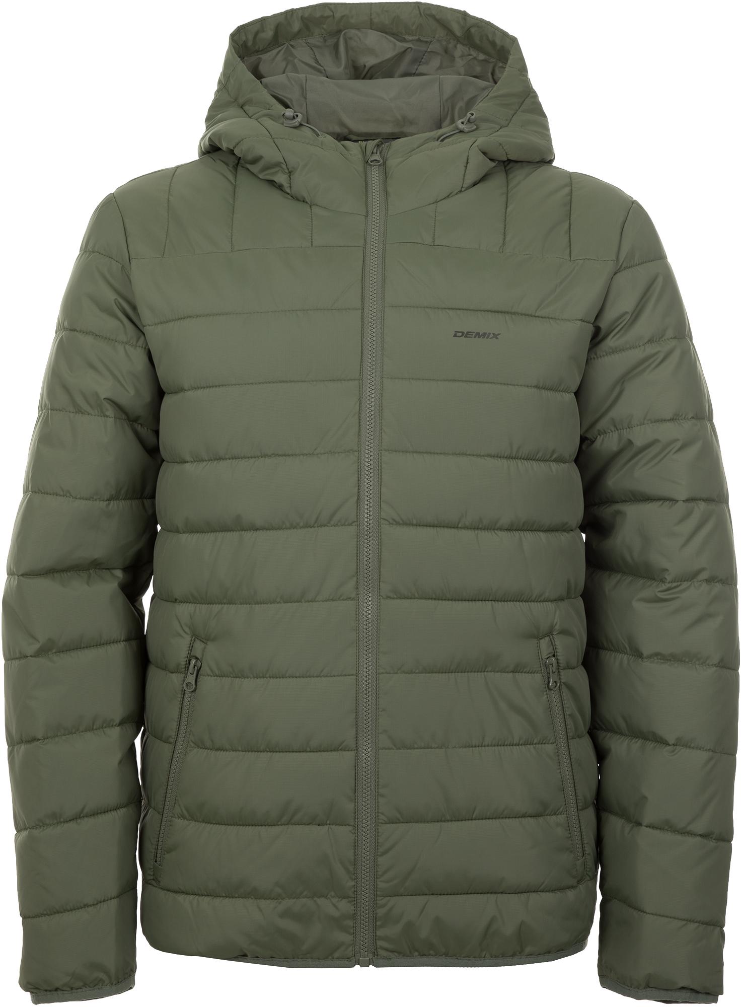 Demix Куртка утепленная мужская Demix, размер 52-54 куртка мужская geox цвет темно синий m8220kt2447f4386 размер 54