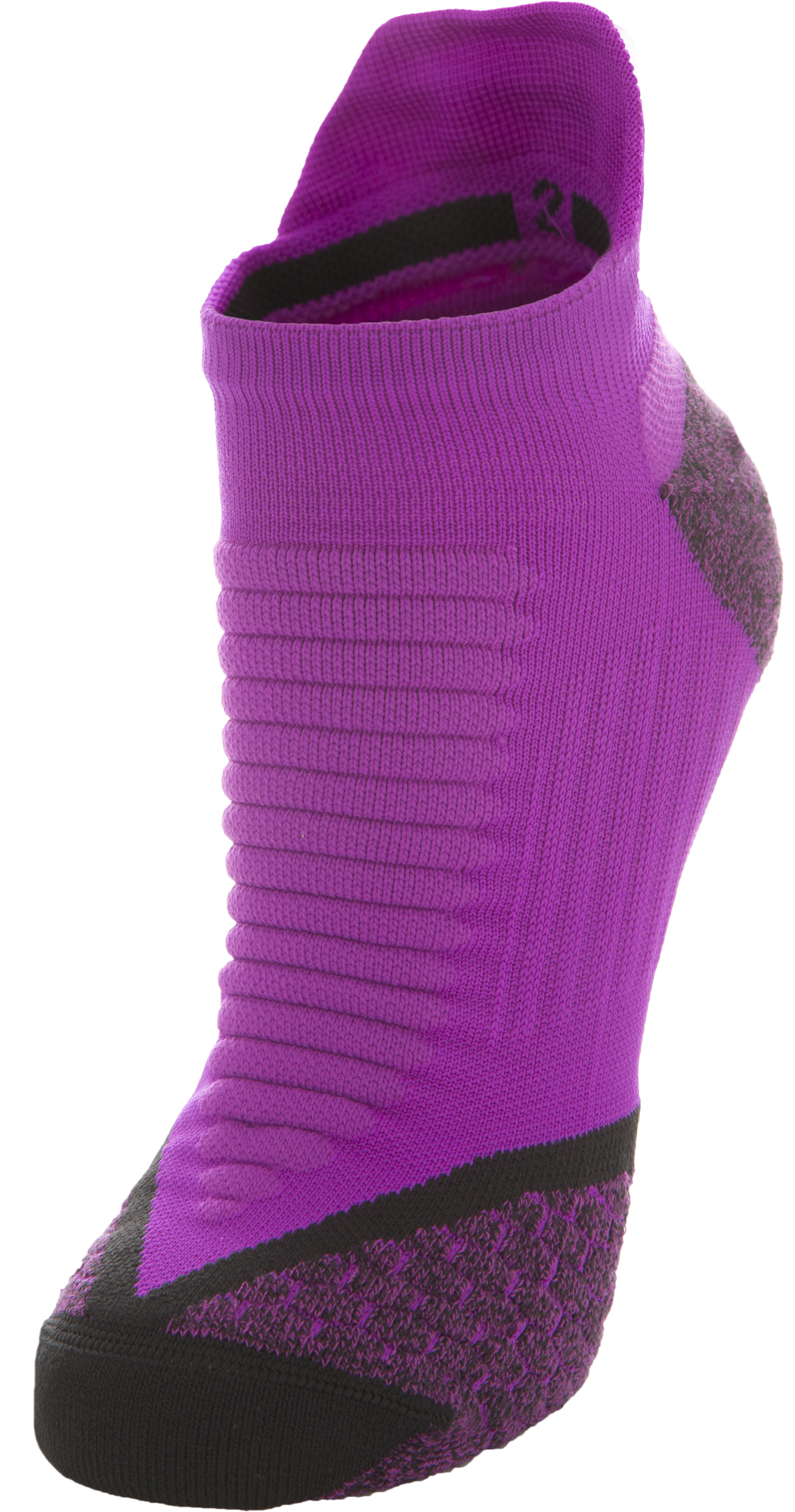Nike Носки женские Nike Elite Cushioned No-Show Tab, 1 пара чулок д щитков nike guard lock elite sleeve su12 se0173 011 m чёрный