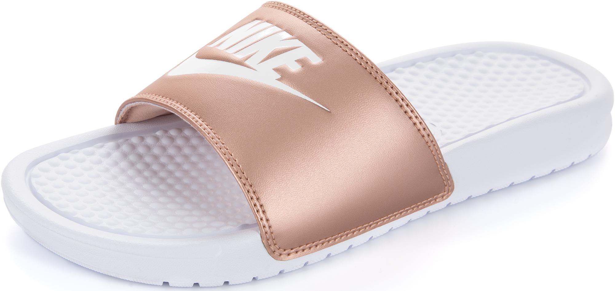 Nike Шлепанцы женские Benassi Jdi, размер 39,5