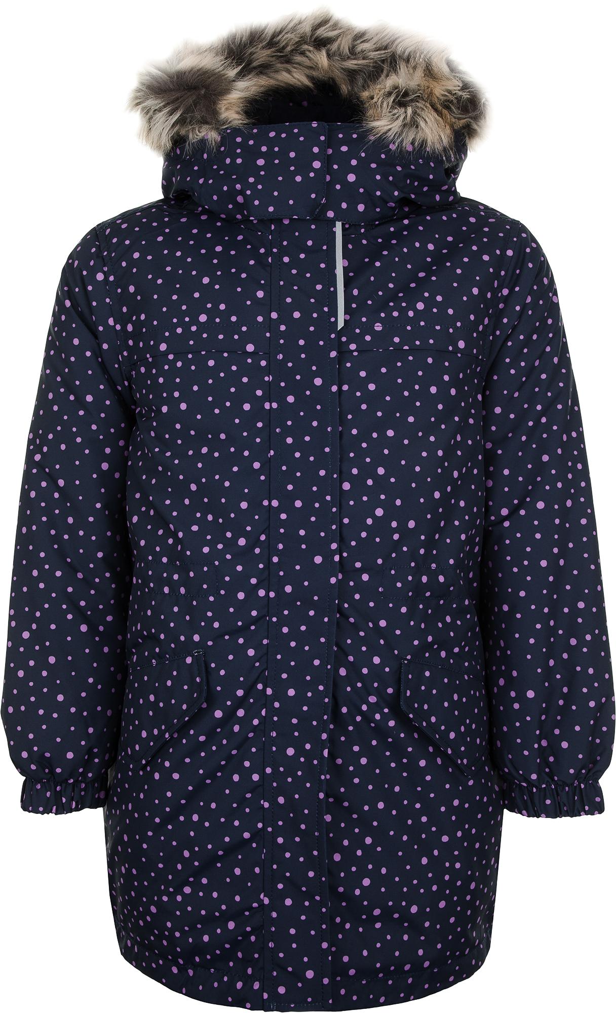 цена на Lassie Куртка утепленная для девочек LASSIE Sira, размер 134