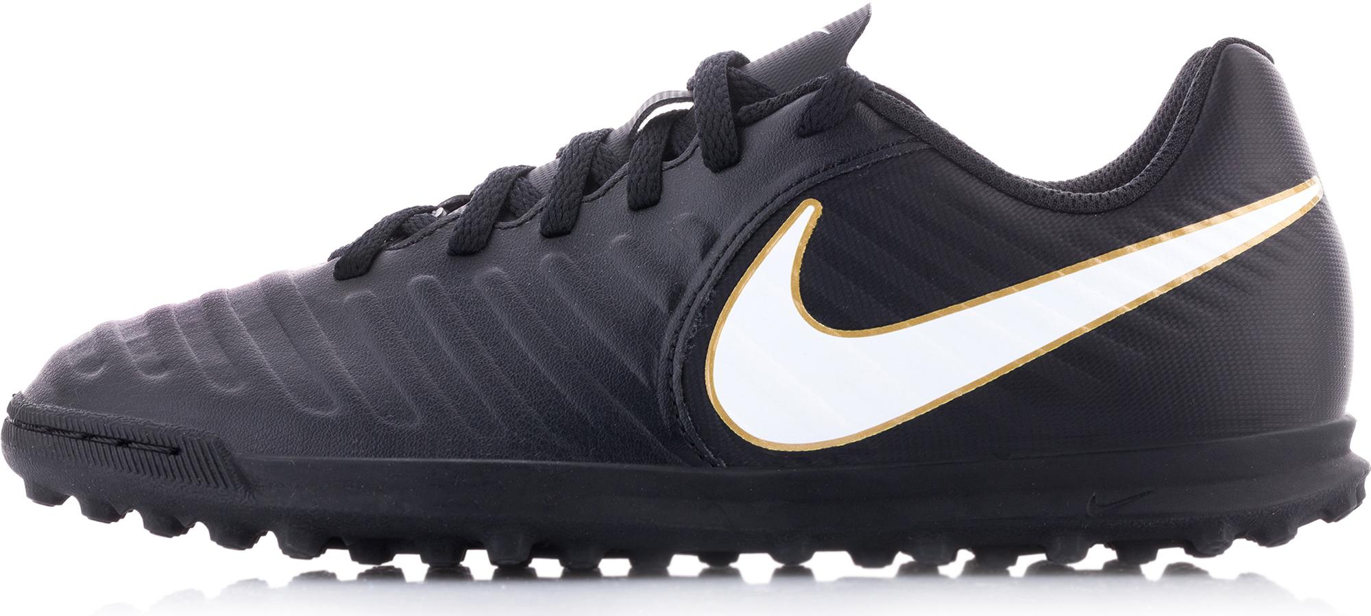 Nike Бутсы для мальчиков Nike TiempoX Rio IV TF nike бутсы для мальчиков nike bombax tf