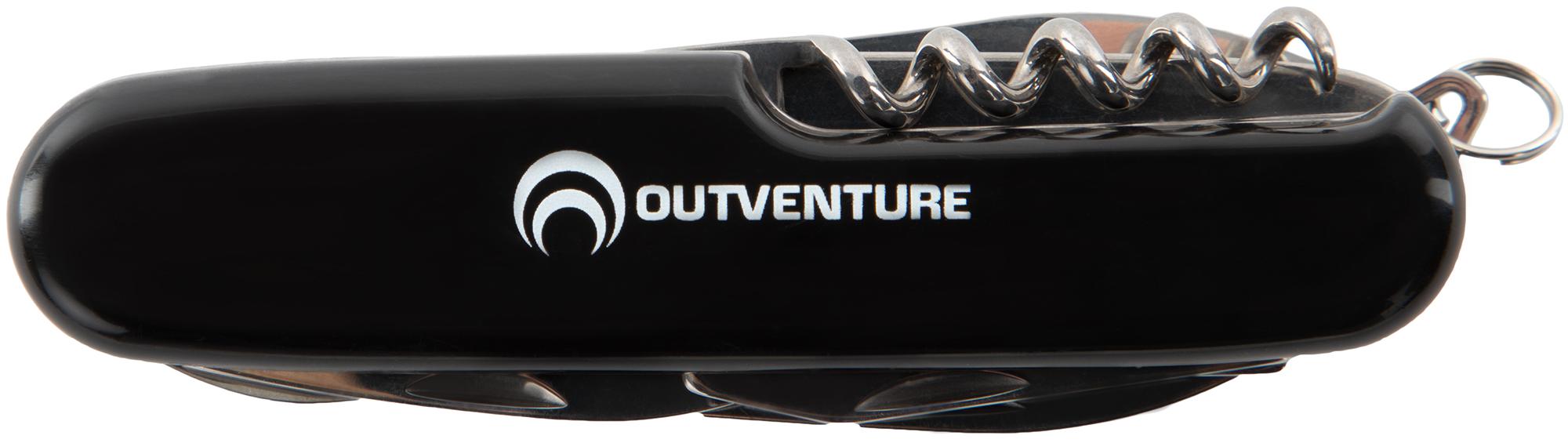 Outventure Набор инструментов многофункциональный Outventure набор инструментов sata 09510 150пр универсальный metric