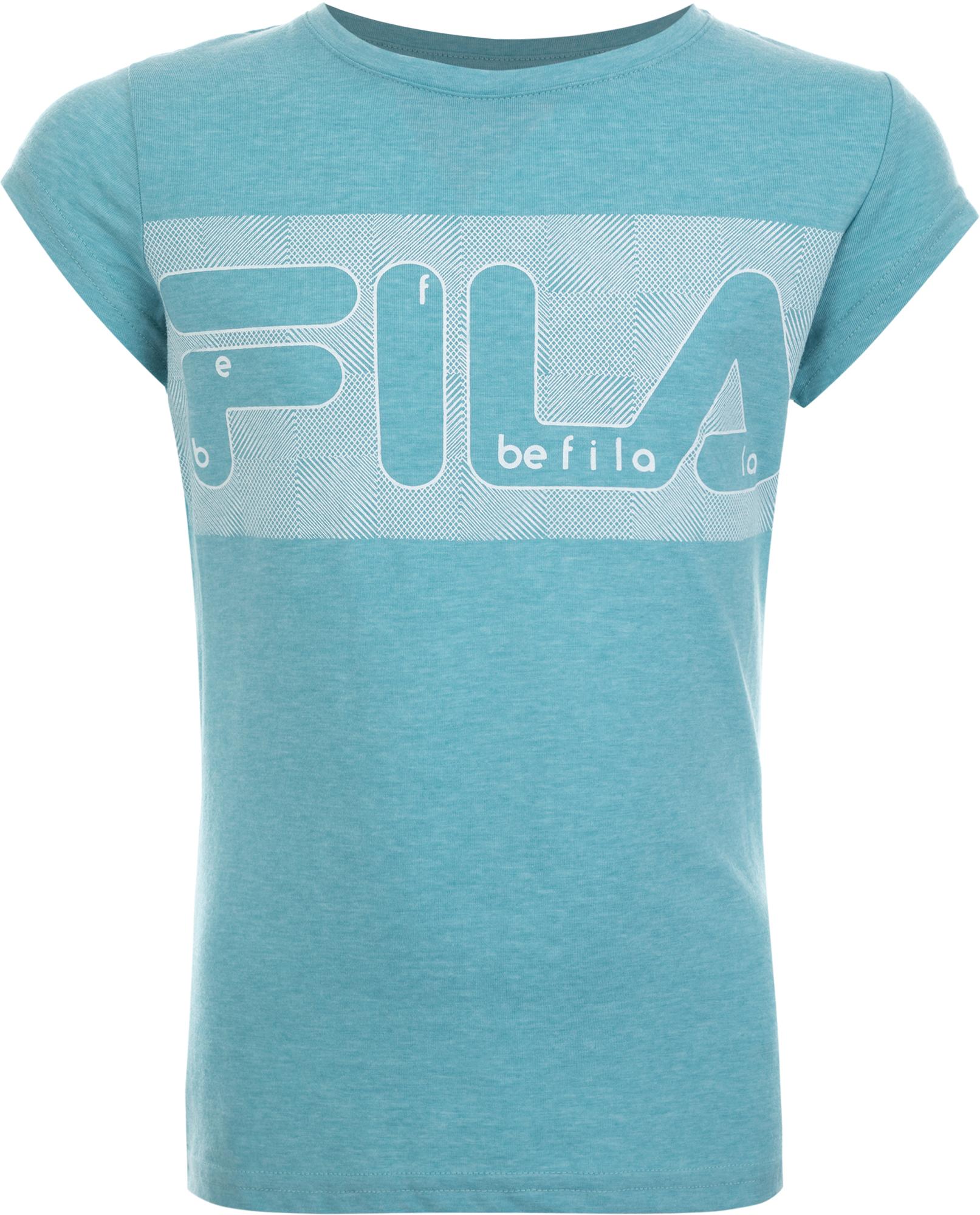 Fila Футболка для девочек Fila, размер 140