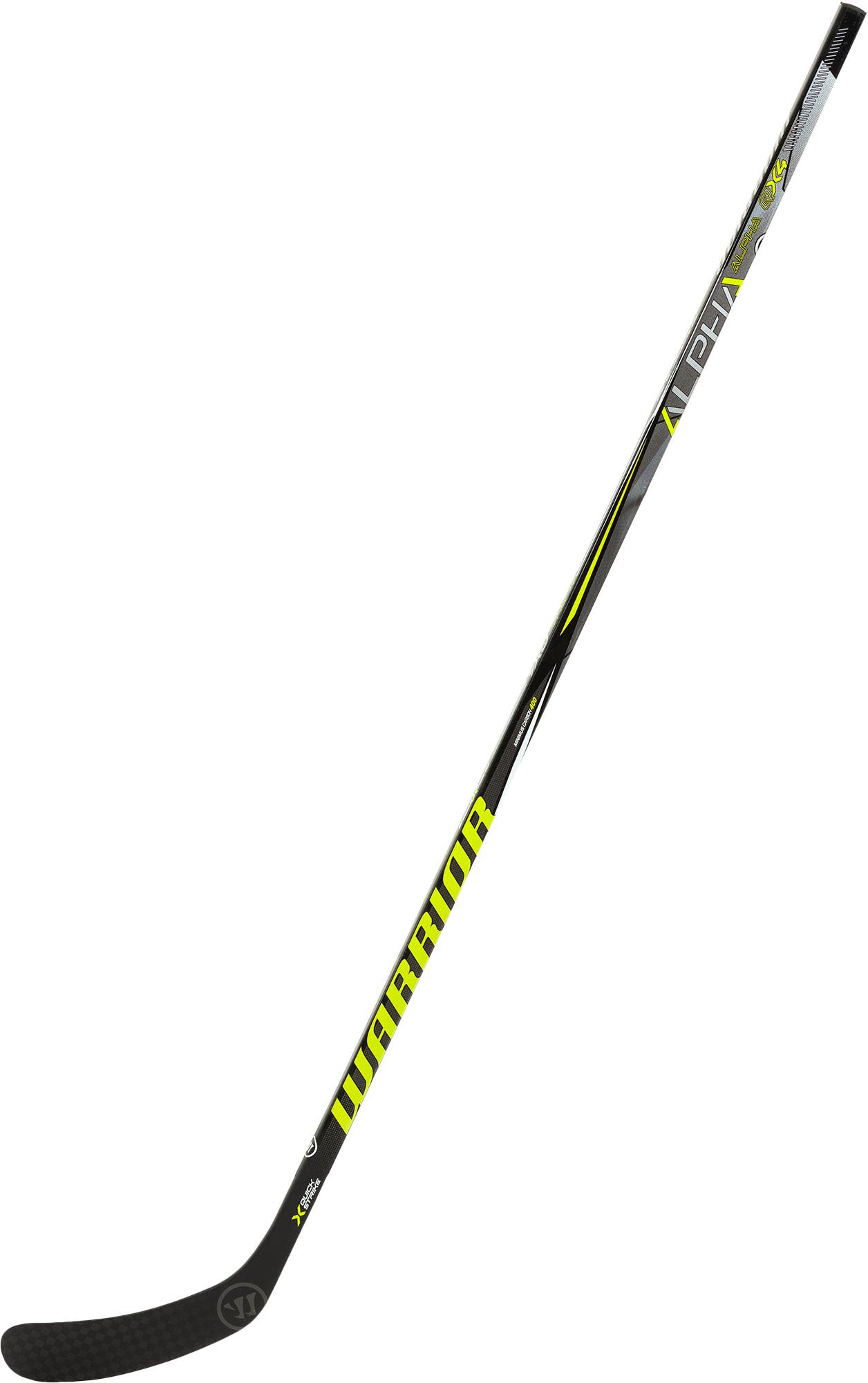 WARRIOR Клюшка хоккейная WARRIOR Alpha QX4 SR