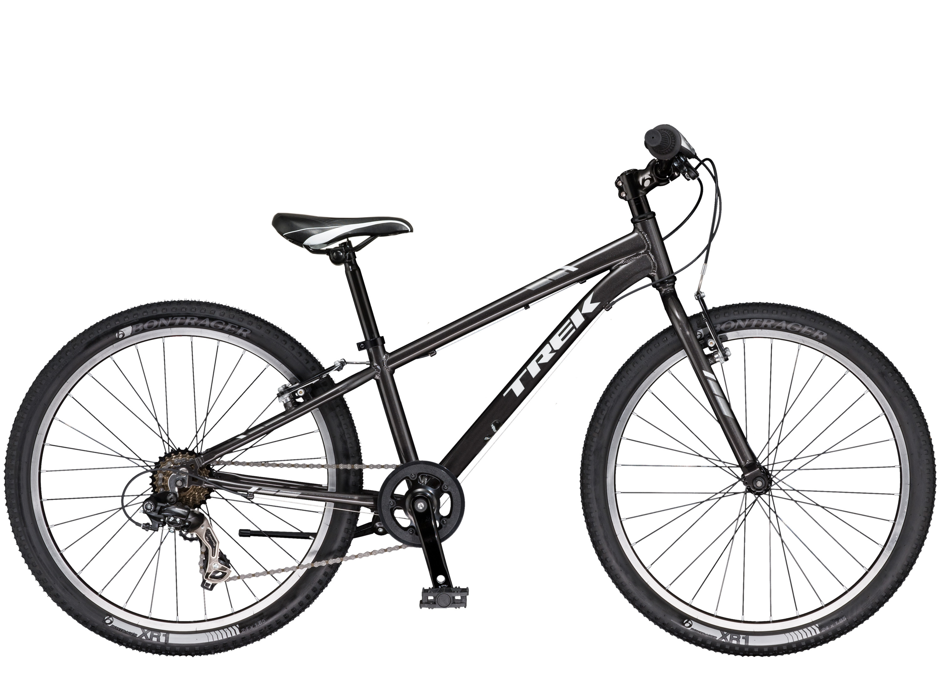 Trek PRECALIBER 24 7SP BOYS (2019), размер 130-150 велосипед trek superfly 24 2014