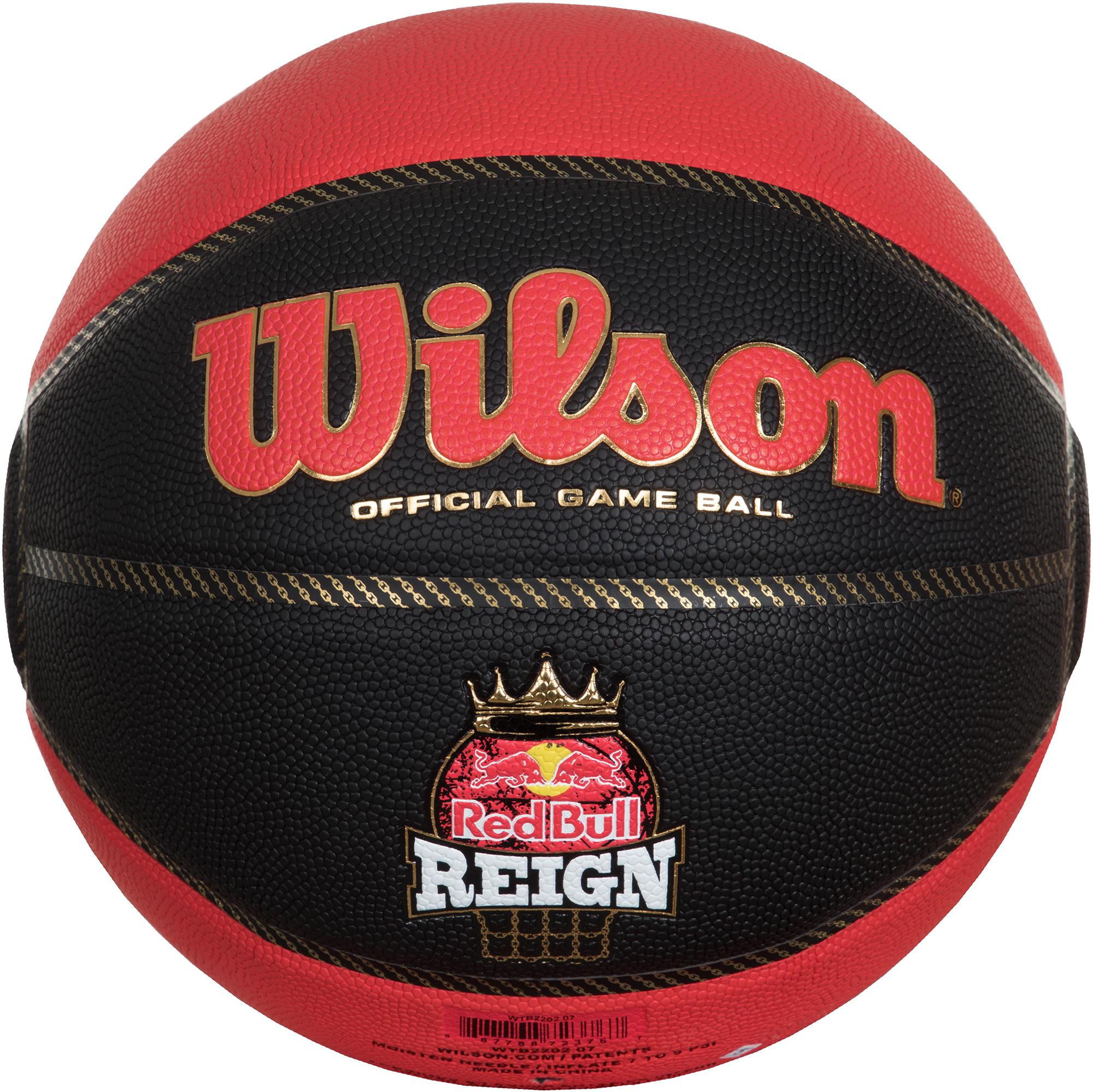 Wilson Мяч баскетбольный Wilson RED BULL все цены