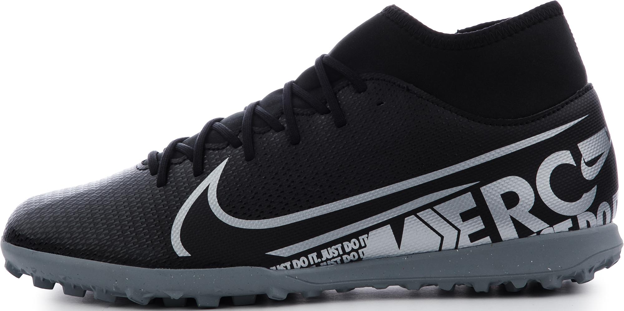 Nike Бутсы мужские Superfly 7 Club TF, размер 45