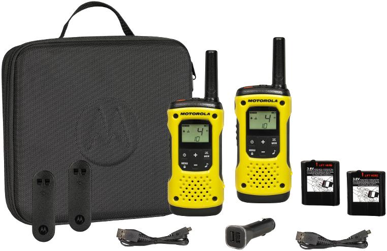 Motorola Рация TALKABOUT T92 H2O