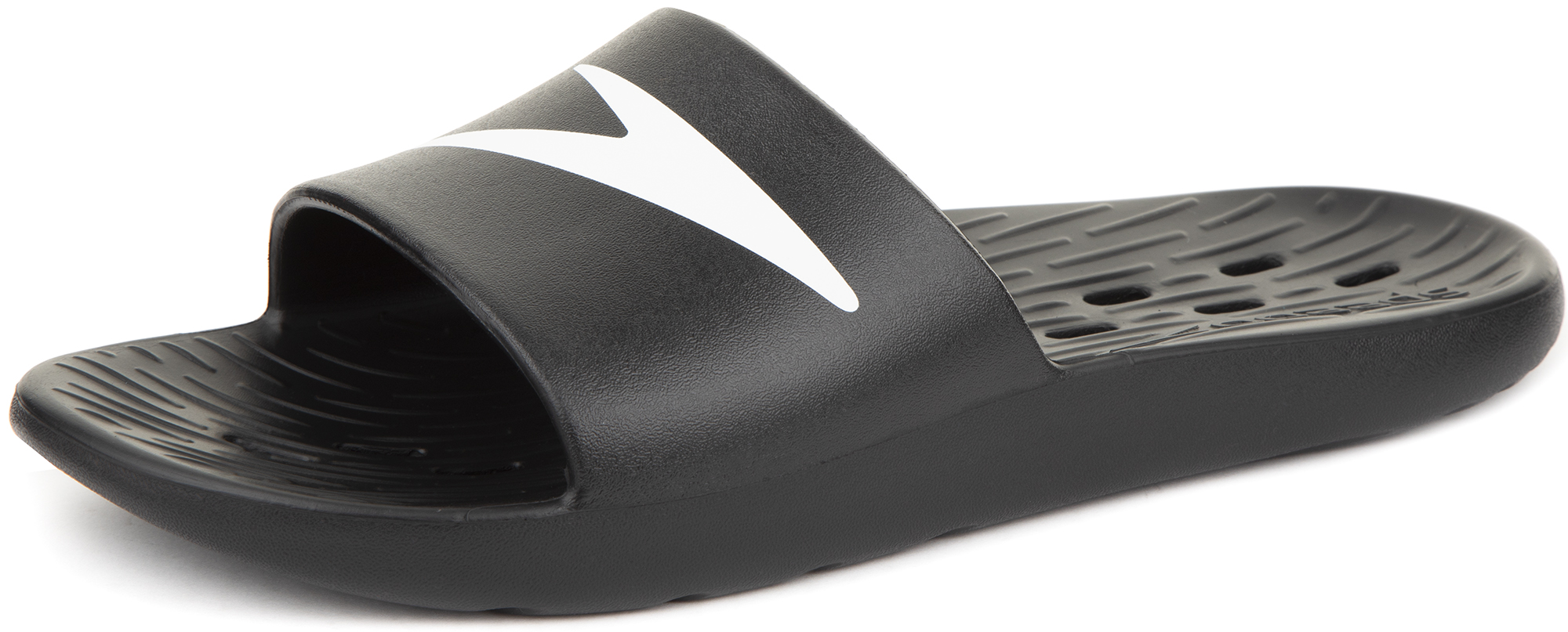 цена Speedo Шлепанцы мужские Speedo Slides, размер 46 онлайн в 2017 году