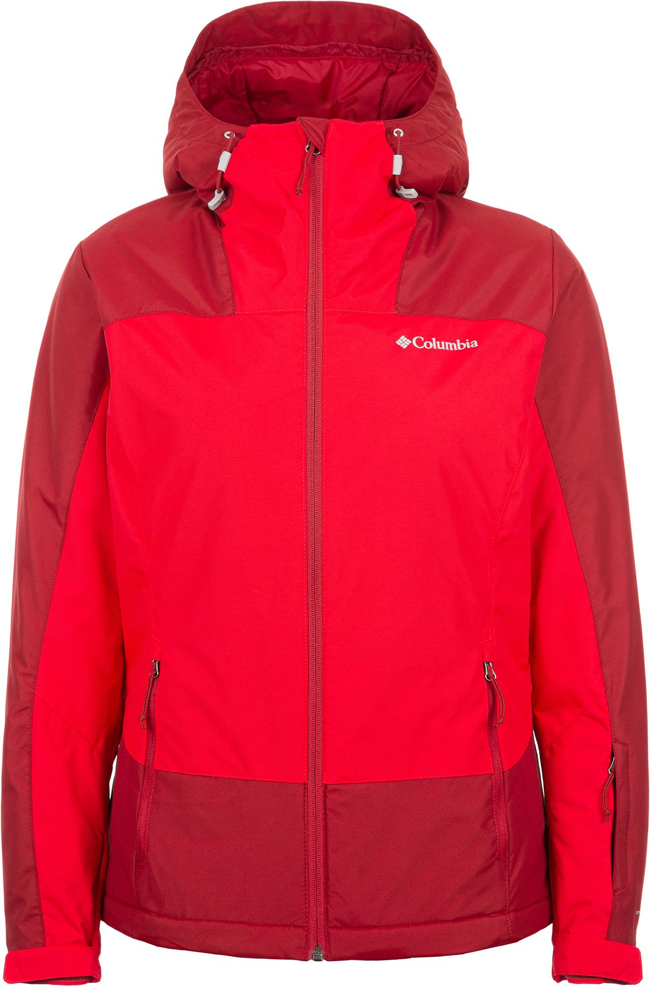 Columbia Куртка утепленная женская Columbia Berryville Bay, размер 46 цена и фото