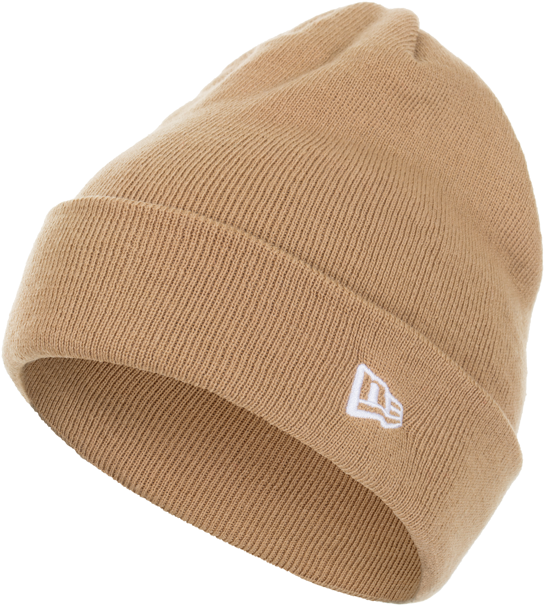 цена на New Era Шапка New Era Lic 801 Essential Cuff Knit