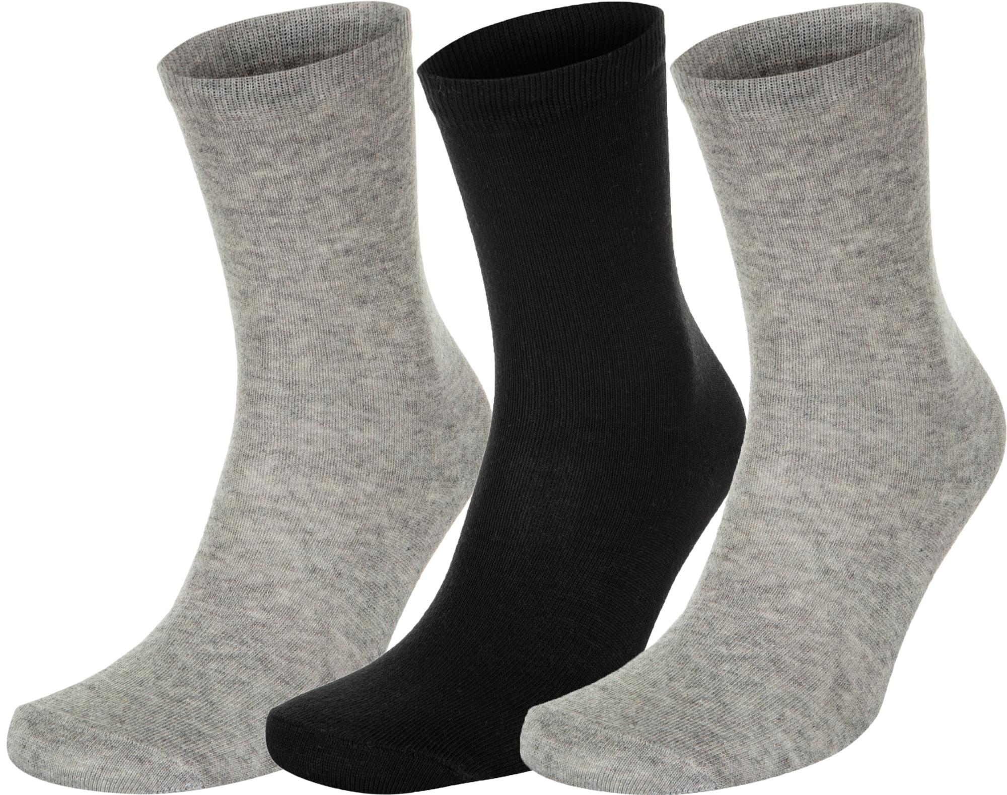 Demix Носки Demix, 3 пары, размер 47-50