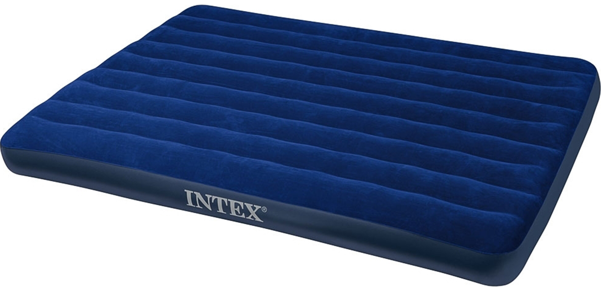 Intex Матрас Intex Classic Downy Bed intex надувной матрас supreme air flow bed